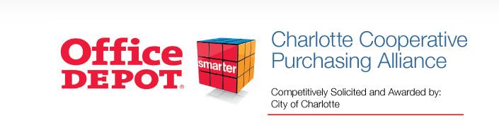 fice Depot Charlotte Cooperative Purchasing Alliance